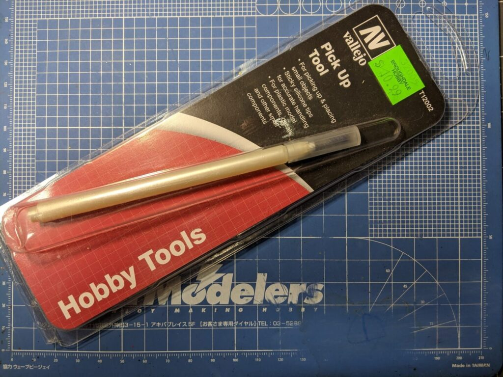 Vallejo Pick Up Tool T12002 Tools NEW